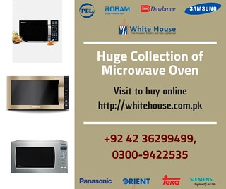 Huge Collection of Microwave Oven