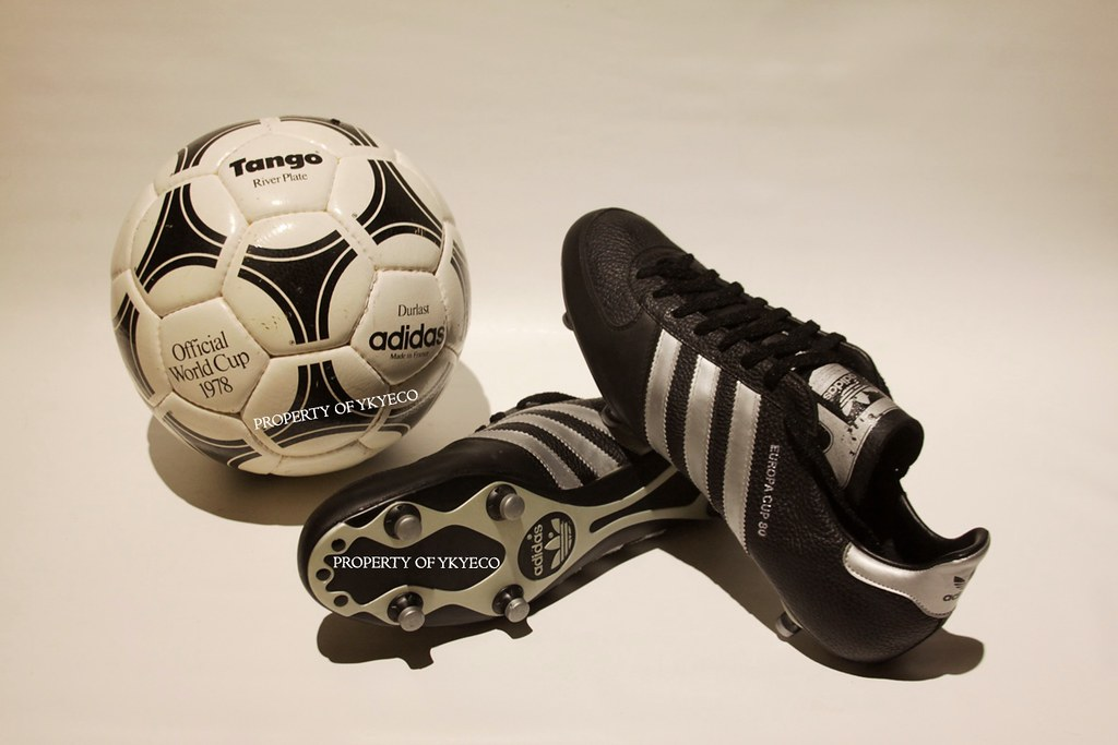 EUROPA CUP 80 ADIDAS OFFICIAL UEFA EURO 1980 BOOTS 01   Flickr