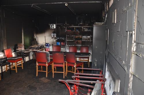 Marley Hill bowling club house arson Oct 18 (6)