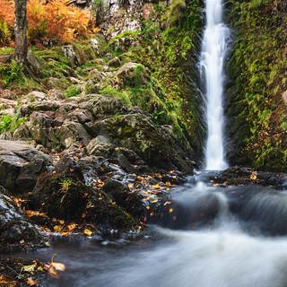 Linhope Spout - Autumn | by G.A.D