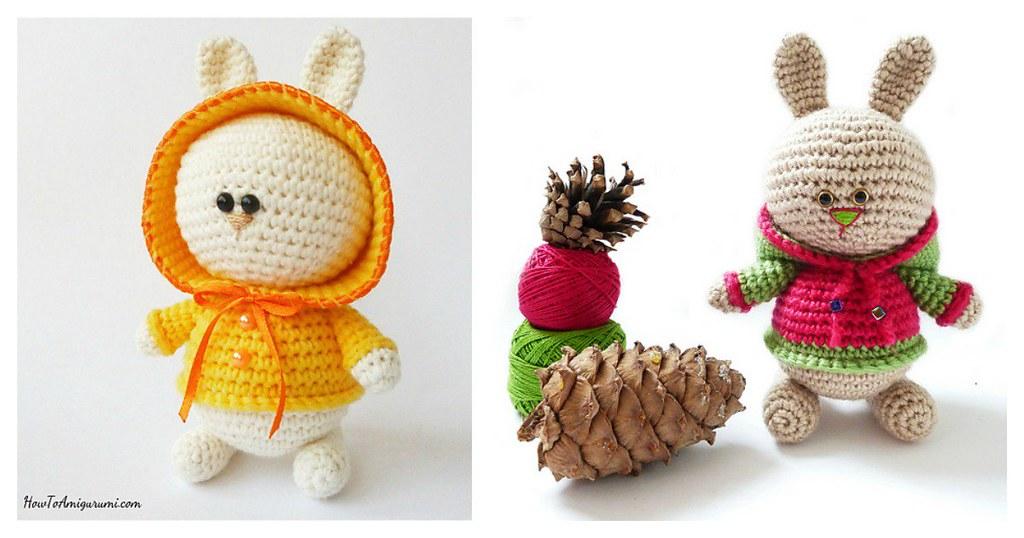 Ravelry: Zipzip Bunny pattern by Elif Tekten | 538x1024