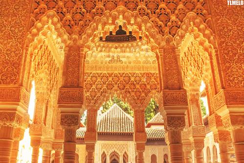 Alhambra - Granada - Spain | by TLMELO