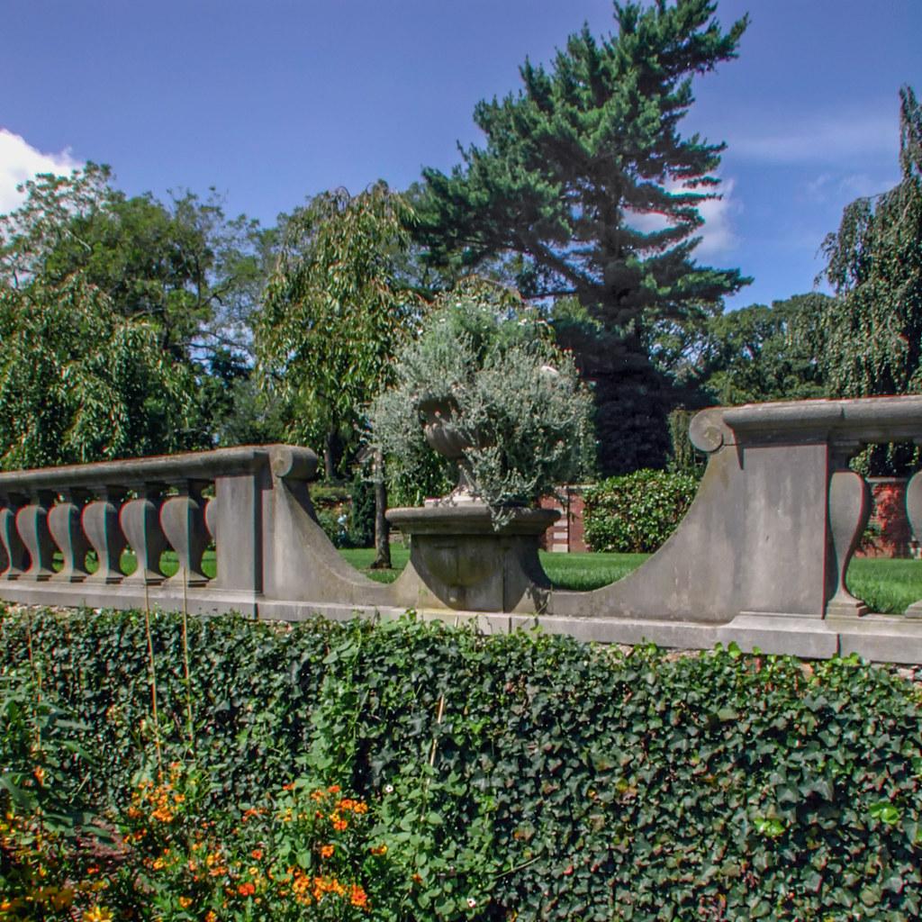 Old Westbury Gardens Long Island: OLD WESTBURY GARDENS (#16 In Series) Long Island NY Americ