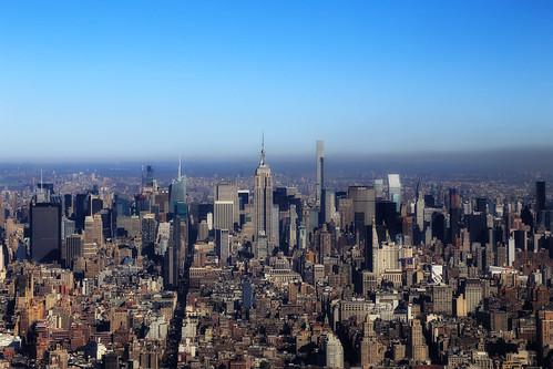 usa nyc newyorkcity manhattan sky skyline skyscraper ciel gratteciel canoneos6d canonef24105mmf4lisusm urbanlandscape paysageurbain horizon ville town building