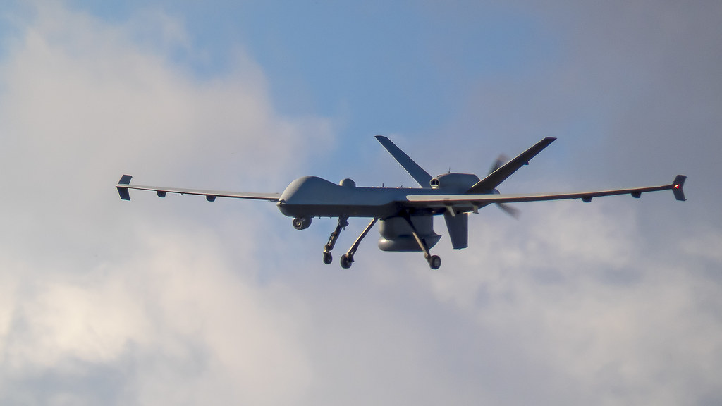 CBP Predator B Drone San Angelo Regional Airport | Border Su… | Flickr