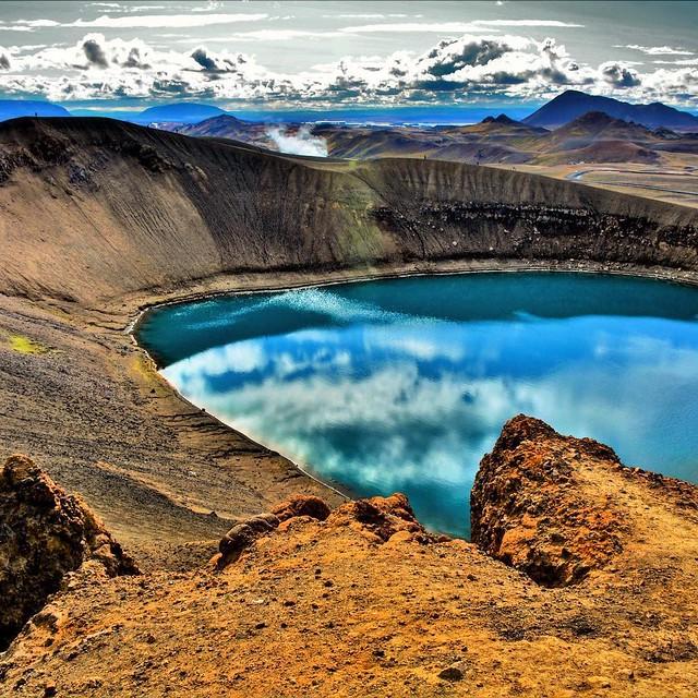 Iceland | Volcano