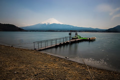 Lake Kawaguchi - Yamanashi, Japan