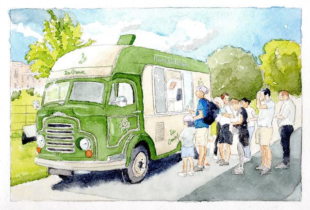 Kensington Ice Cream Truck