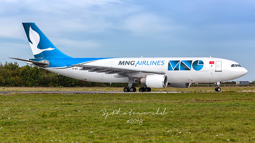 MNG Airlines Airbus A300-6F TC-MCE | by SjPhotoworld
