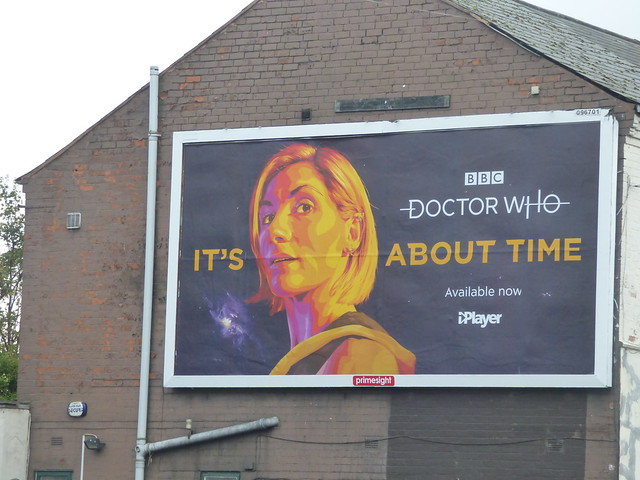 Doctor Who It's About Time - Wellhead Lane, Perry Barr