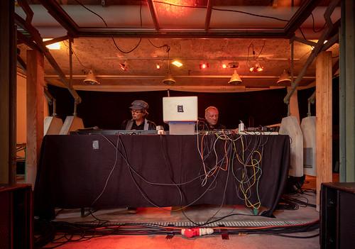 OZMOZ Live @ Les Digitales, Bern (2018) | by pascalgreuter.com