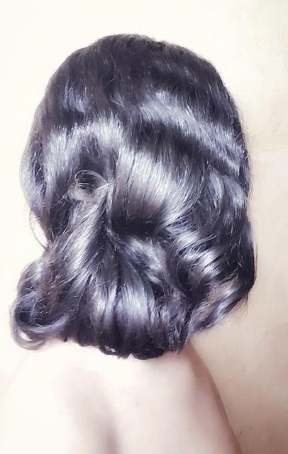 تسريحة شعر بسيطة  Hair #style #hairstyle easy hairstyle