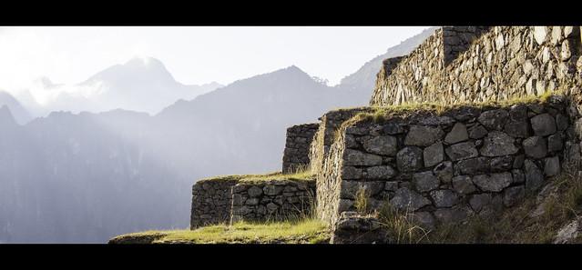 Anamorphic Machu Picchu