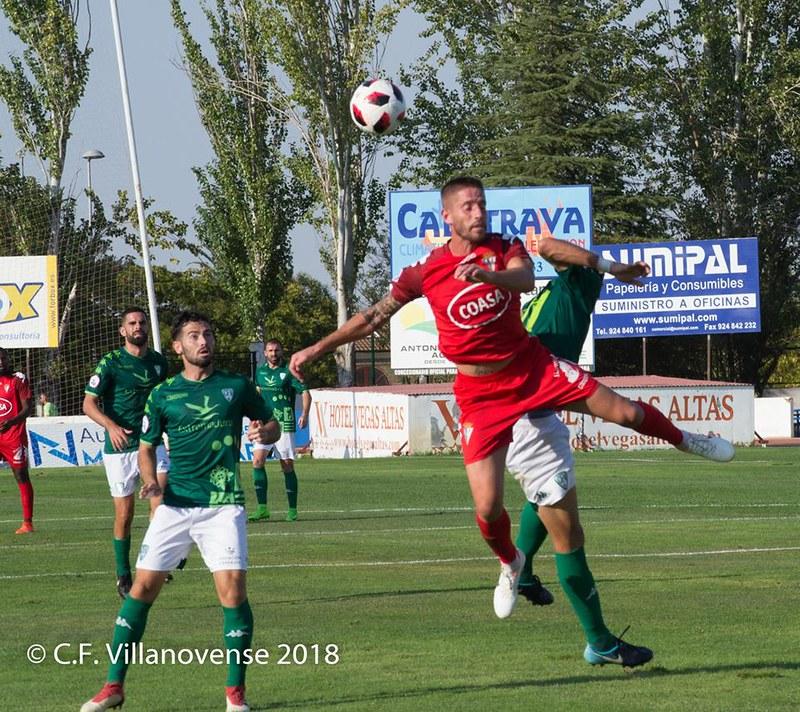 Villanovense 0-0 SFCD