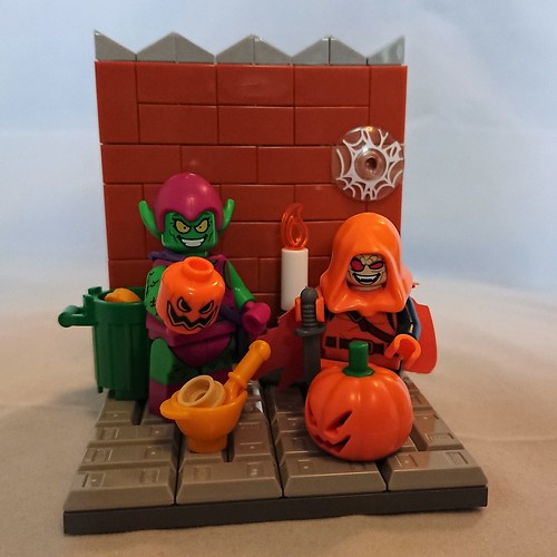 Family Time - Halloween Vignette | by Jack.Daub