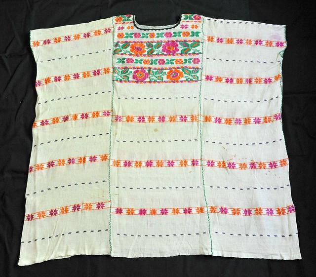 Amuzgo Huipil Oaxaca Mexico Textiles Weavings