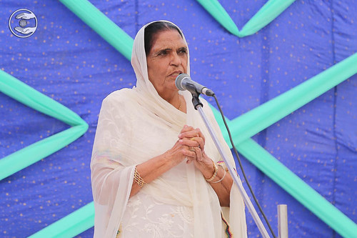 Balbir Kaur from Nilokheri, expresses her views