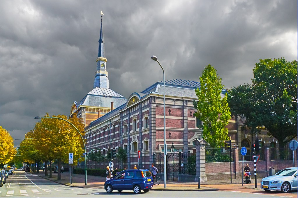Koninklijke stallen Den Haag