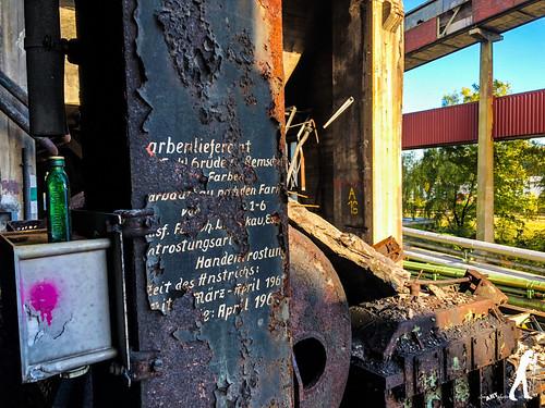 Lost Places: Die Kohlenwäsche   by smartphoto78