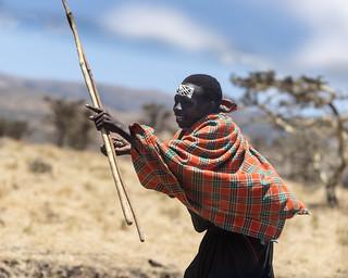 Massai boy | by RedPlanetClaire