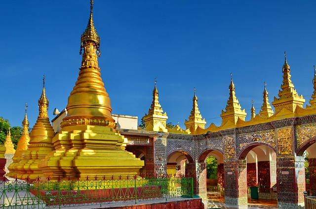 Mandalay Hill - Sataungpyei Temple