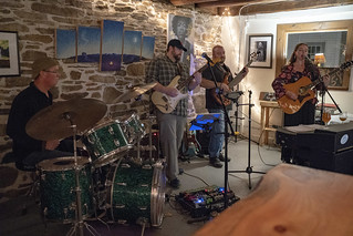 Luscious Lushes CD release @ Homefield Brewing | by Artrocity
