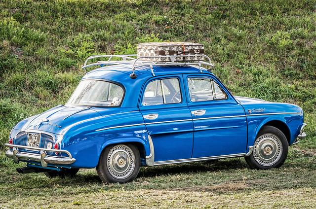 RENAULT Dauphine Gordini 1958 - 1968