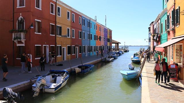 BURANO - Venecia