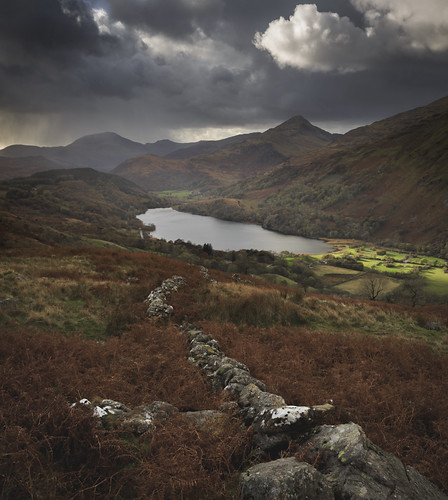 Llyn Gwynant - Snowdonia - Wales | by Nick Livesey Mountain Images