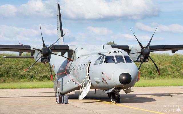 BA105   Ejército del Aire CASA C295
