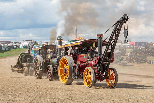 Great Dorset Steam Fair 2018