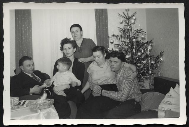 Archiv R607 Weihnachten, 1950er