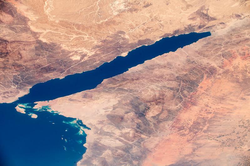 Gulf of Aqaba | Gulf von Akaba