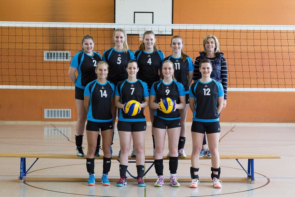 Match Volley Damen vom 10. März 18