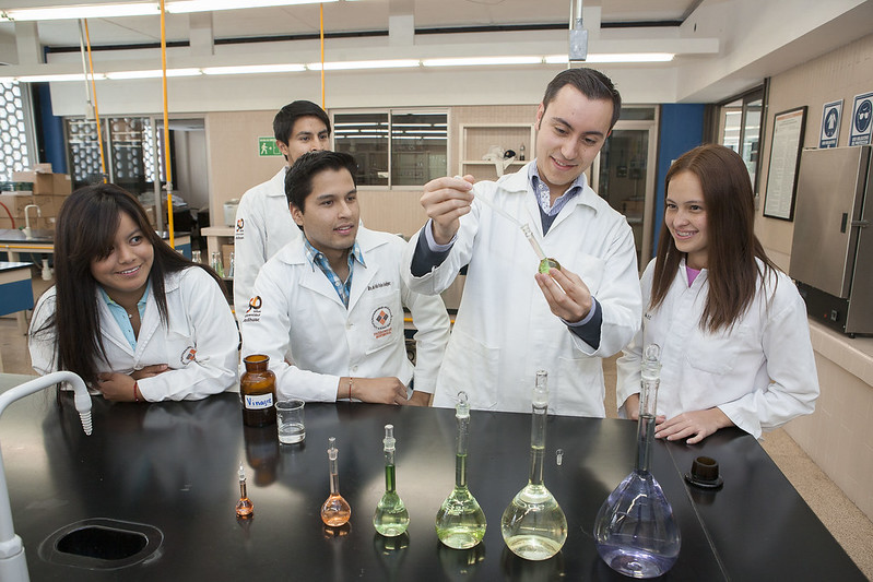 Laboratorio de Química