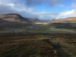 Last look up the Drumochter   by malky_c