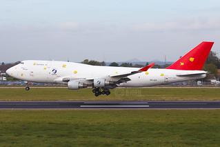 OM-ACG ACG Air Cargo Global Boeing 747-400(F), Maastricht Aachen Airport - EHBK/MST | by neplev1