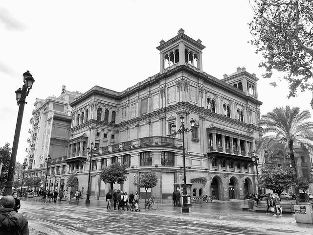 Sevilla, Andalus
