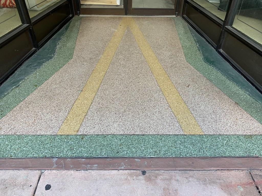 Terrazzo Floor Downtown Miami Phillip Pessar Flickr