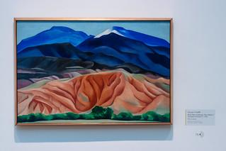 Georgia O'Keeffe Museum, Santa Fe | by Trevor.Huxham