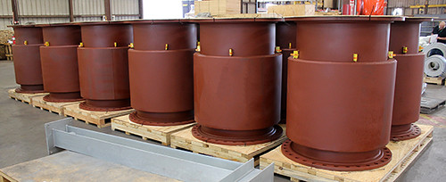 "36"" Dia. Externally Pressurized Expansion Joints Designed for a Power Plant in Venezuela"