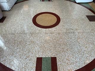 Terrazzo Art Deco Lobby Victor Hotel Phillip Pessar Flickr