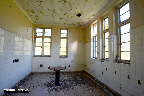 St Georges Hospital 28   by Terminal Decline