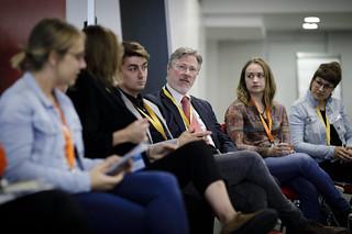 Jubiläumsveranstaltung 10 Jahre weltwärts   by engagement-global