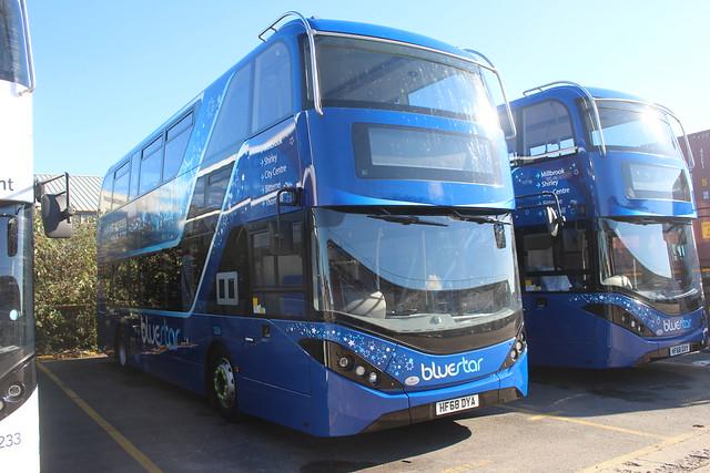 1236 HF68DYA Bluestar