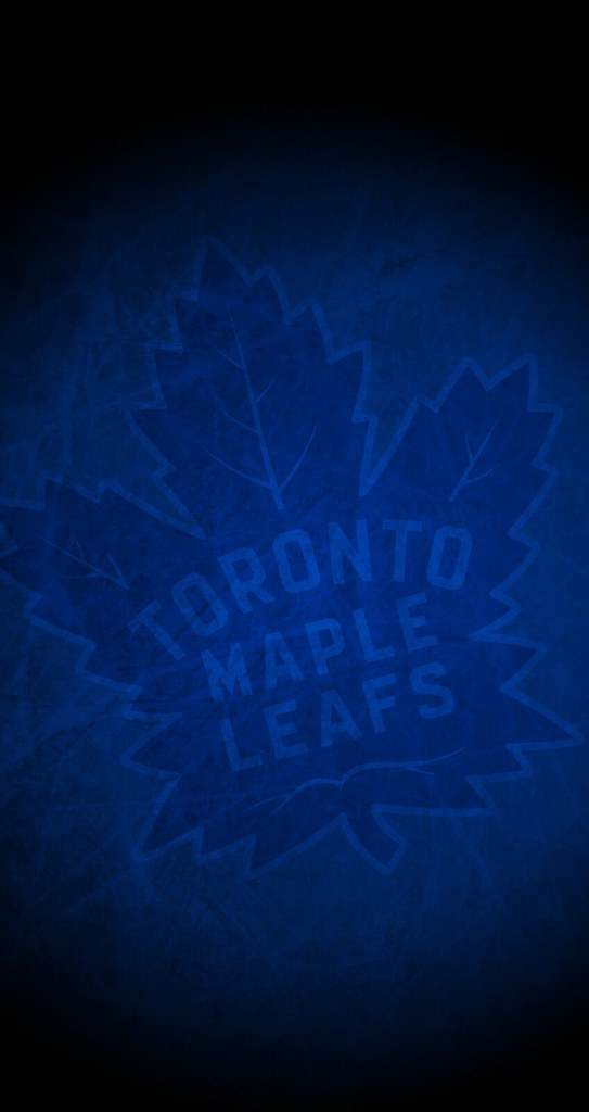 Toronto Maple Leafs Nhl Iphone 6 7 8 Home Screen Wallpaper A Photo On Flickriver