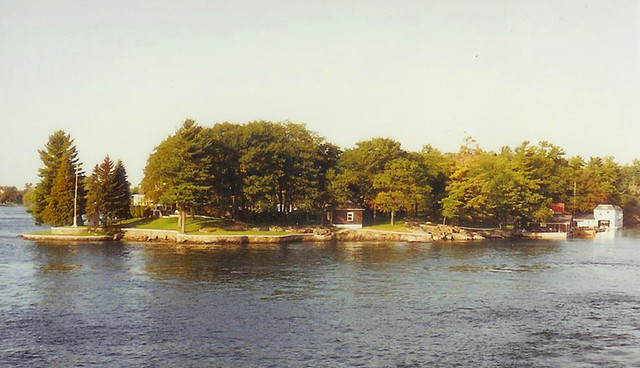 Island on the St. Lawrence