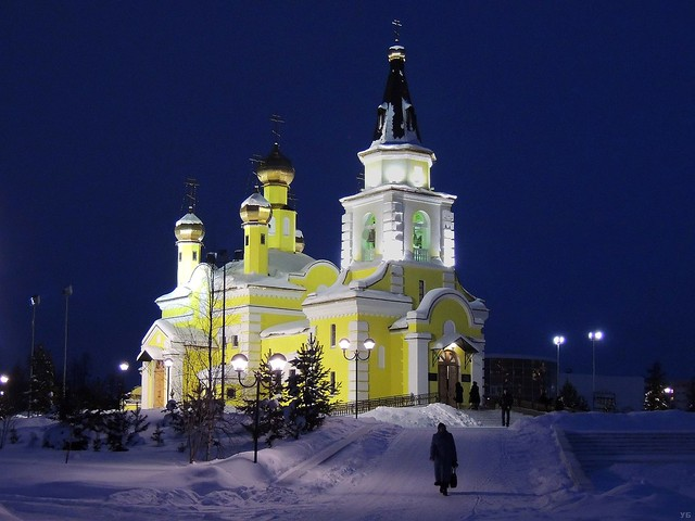 Orthodox Church in Nadym