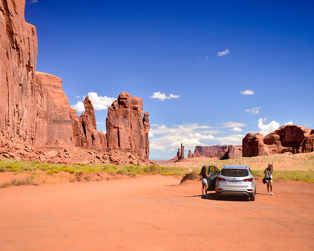 Carreteras para conducir por la Costa Oeste de Estados Unidos