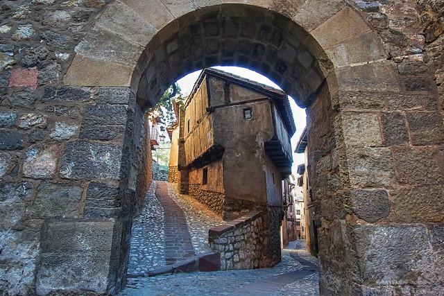 Albarracín. Casa de la Julianeta